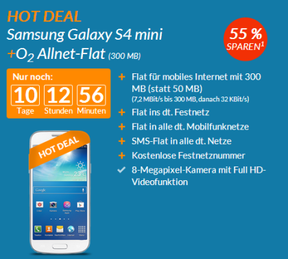blue-deals Angebot