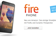 Amazon Fire Phone bei Telekom bestellen