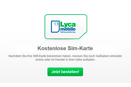 kostenlose sim karte von lycamobile im vodafone netz. Black Bedroom Furniture Sets. Home Design Ideas