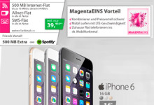 Logitel Apple iPhone 6 Magenta Mobil S
