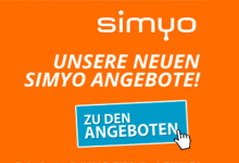 Simyo ALL-ON XL, DATA 1 GB, DATA 3 GB