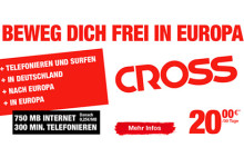 Ortel Mobile: Einfaches EU Roaming durch Cross Tarif-Option