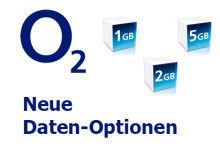 o2 Surf Upgrade Optionen