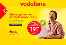 Vodafone DSL internet, telefon, TV
