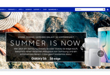 Samsung Galaxy S6-Sommer-Aktion