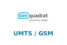 simquadrat National Roaming UMTS und GSM