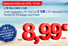 simply LTE Mini SMS 2 GB