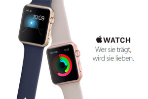 Apple Watch mit OS 2