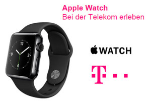 Apple Watch 2 - Telekom