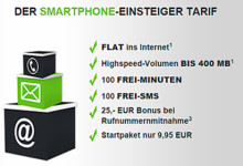 freeSmart Plus-Tarif