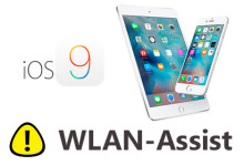 iOS 9 WLAN-Assist