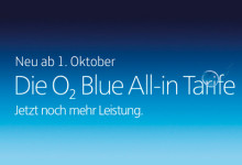 o2 Blue All-in Tarife