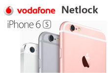 Vodafone iPhone 6s Netlock
