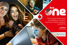 Vodafone Red One