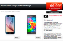 24mobile Samsung November Deal Congar mit S6 und S6 Edge