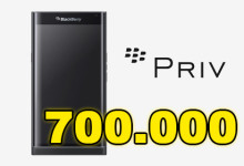 Blackberry Priv 700.000