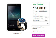 Huawei Mate S & Watch
