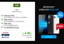 sparhandy Base All-in Plus Microsoft Lumia 950