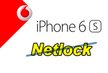 Vodafone iPhone 6s ohne Netlock