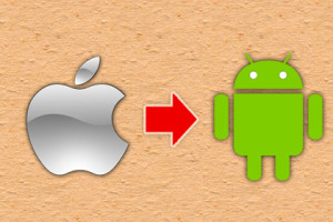 Apple zum Android