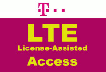 Telekom LTE License-Assisted Access