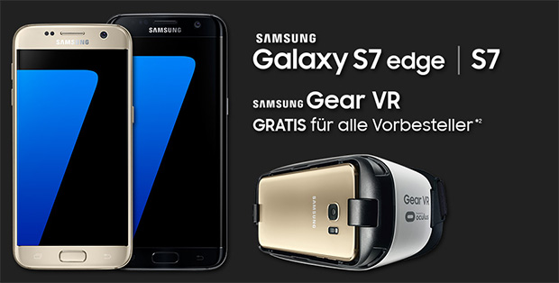 samsung galaxy s7 edge vr brille tarif f r 29 99. Black Bedroom Furniture Sets. Home Design Ideas