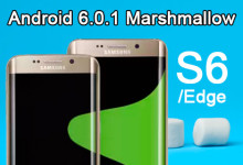 Samsung Galaxy S6 Android 6.0.1 Update