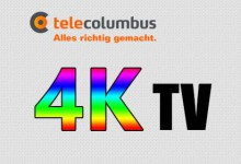 TeleColumbus 4k TV