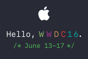 Apple Keynote am 13. Juni 2016