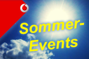 Vodafone - Sommer Events