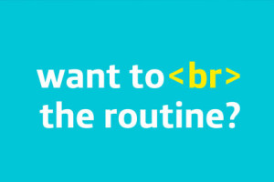 Telefonica - Want to br the routine