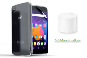 Alcatel - Android Marshmallow