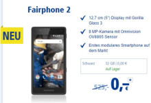 Fairphone 2 bei 1&1