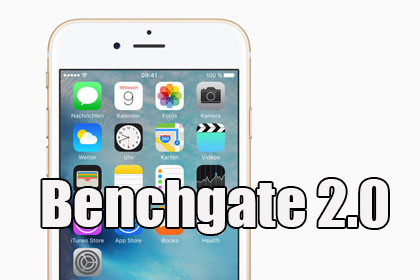 iPhone - Benchgate 2.0