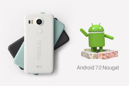 Android 7 - Nexus Devices
