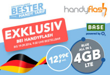handyflash - E-plus Blue All-In L 4000 MB