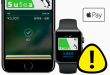 Apple Pay Japan Warning