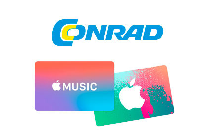 Conrad - Apple iTunes Gifts