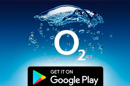 o2 Get it on Google Play