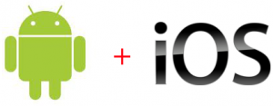 Android und iOS Plattformen