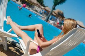 Prepaid-Karte für den Urlaub im Ausland