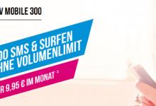 MTV MOBILE 300 mit Festnetznummer
