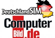 DeutschlandSim startet mit Computerbild eine Tarifaktion All-In 1000