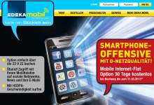 Edeka Mobil Aktion für Smartphone