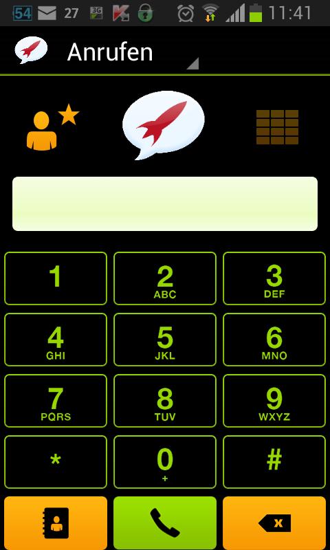 Rockapp Telefon