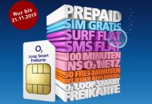 Loop Smart bei o2 mit gratis Simkarte