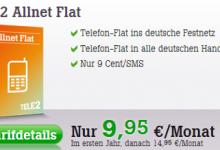tele2 Allnet-Flat
