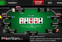pokerstars im spiel