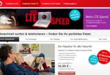 RealLTE bei Vodafone
