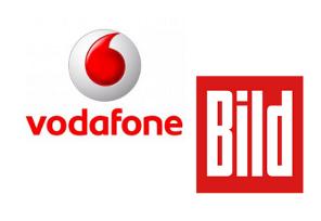 Vodafone startet mit BILD ein neuer Tarif